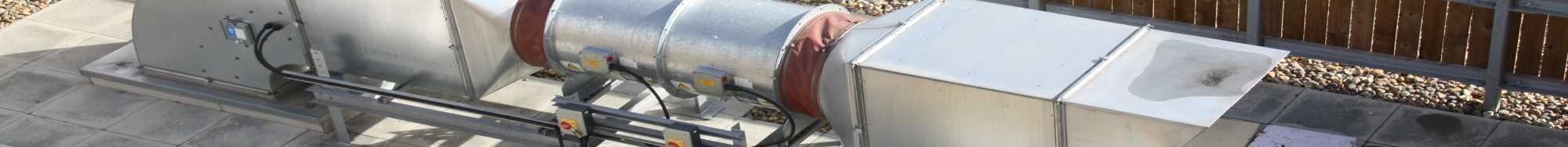 Smoke Ventilation Systems – Mechanical