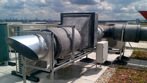 Mechanical Smoke Ventilation Systems