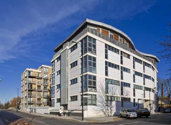 Galleria Court Apartments in Sumner Road, Peckham.