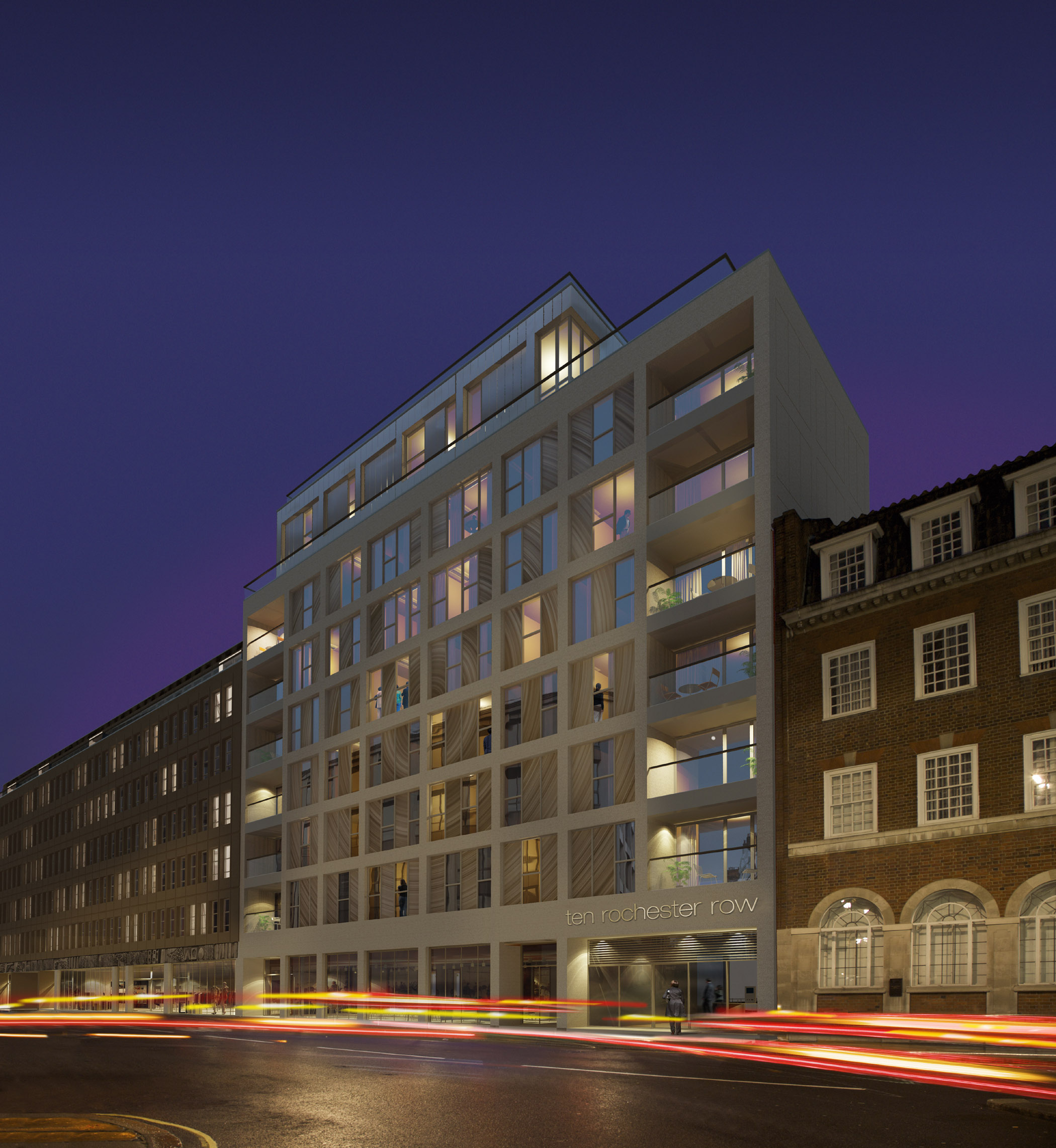 Privately Owned Apartments: Fire Design Solutions