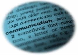 communication dictionary