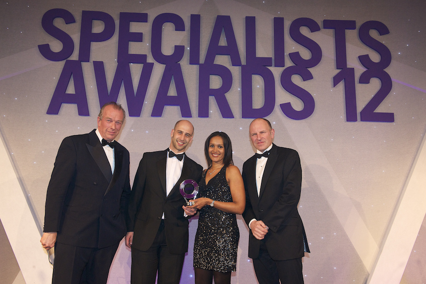 CN Specialist Awards 2012