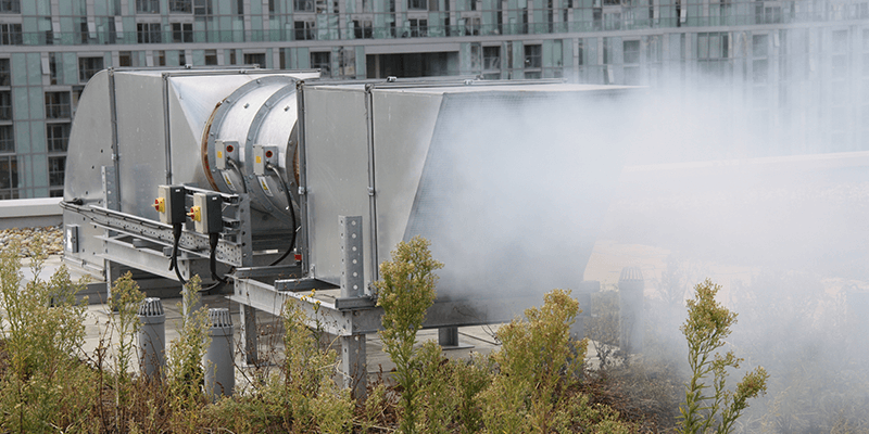 Mechanical Smoke Ventilation Systems