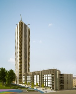 Fire Design Solutions Appointed to London Skyscraper Project