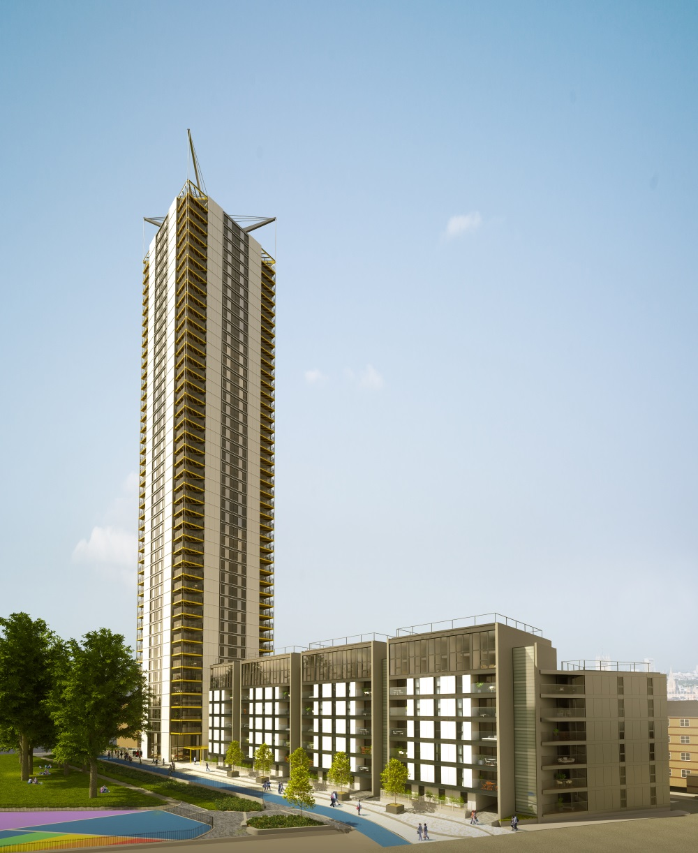 Fire design solutions appointed to london skyscraper project for High pointe
