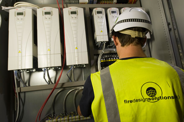 Fire Safety System Service & Maintenance