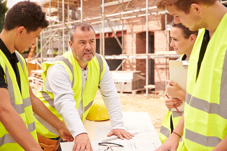 Construction Industry skills shortage is still an Issue