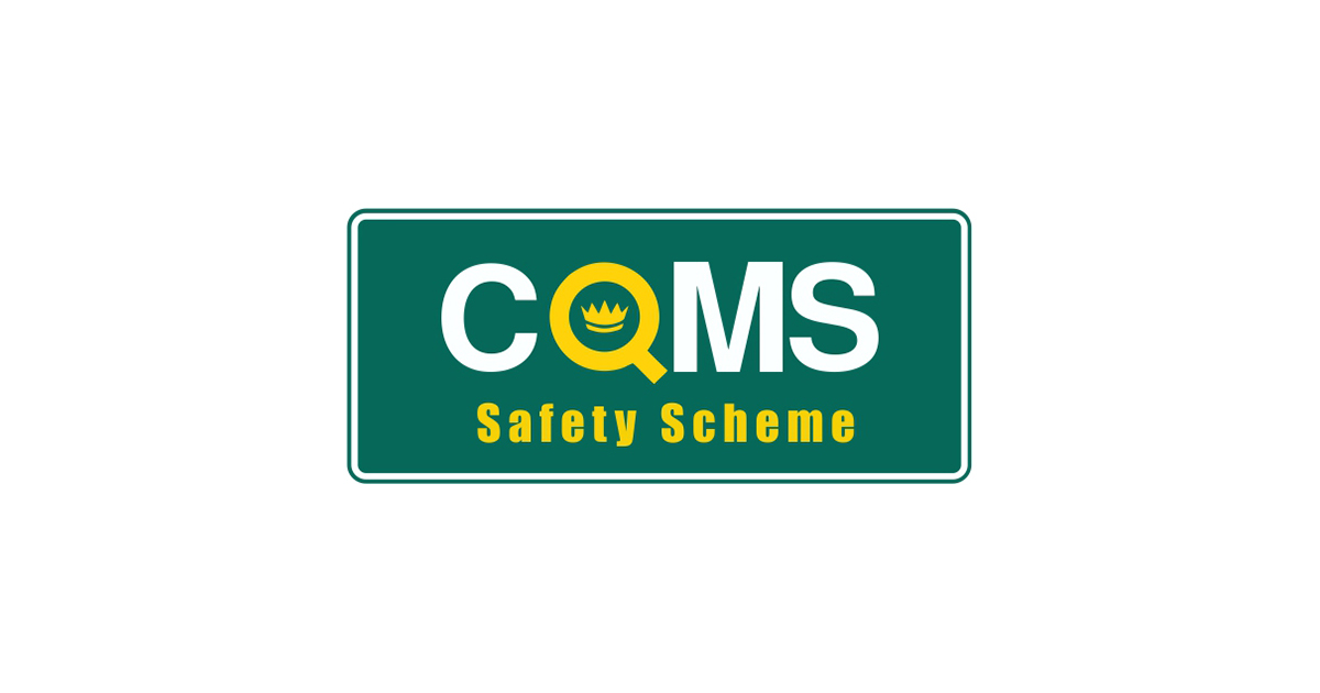 CQMS Safety-Scheme accreditation