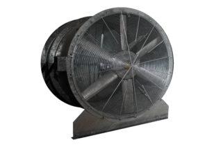 Car Park Main Extract Fan