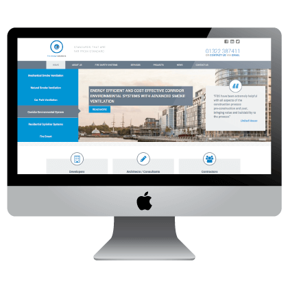 FDS Contracting - Homepage