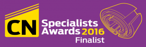 CN Specialist Awards Finalist