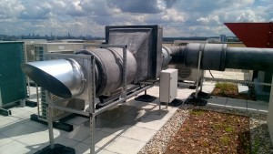 new FDS chiller system