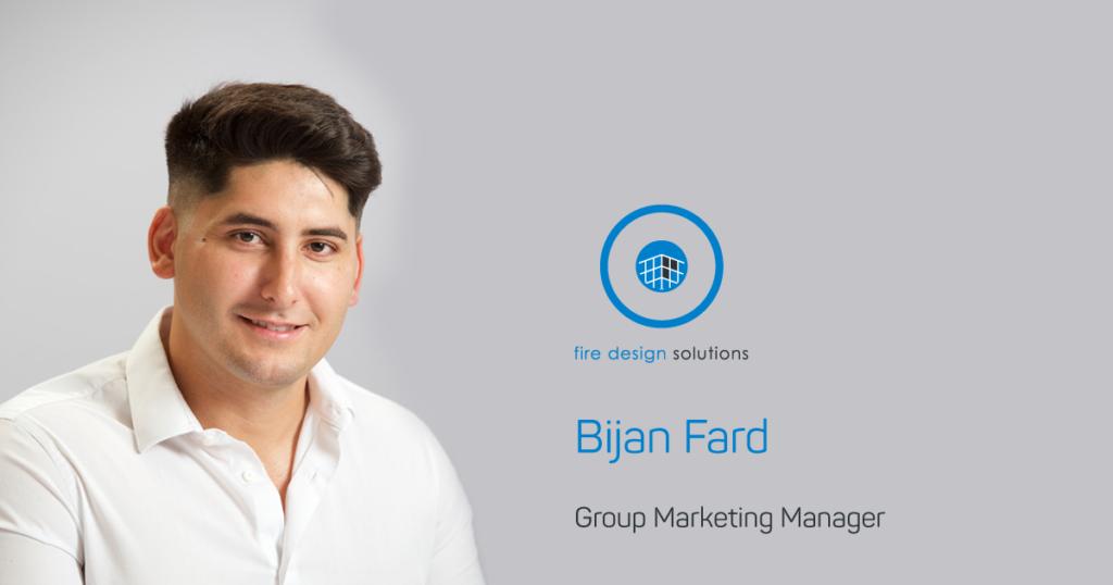 Bijan Fard - Group Marketing Manager