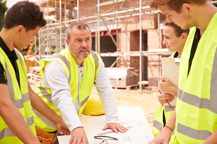 Construction Industry Skills Shortage