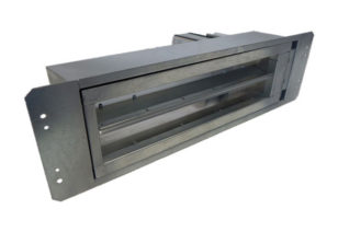 Environmental Ceiling Damper