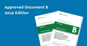 Amendments to Approved Document B